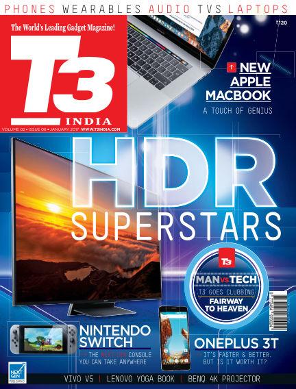 T3 - INDIA January 07, 2017 00:00