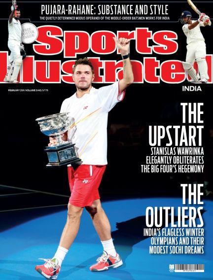 Sports Illustrated India February 01, 2014 00:00