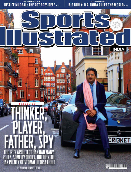 Sports Illustrated India March 01, 2014 00:00