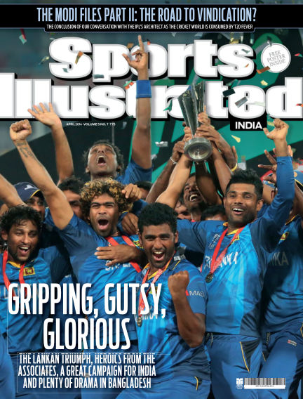 Sports Illustrated India April 01, 2014 00:00