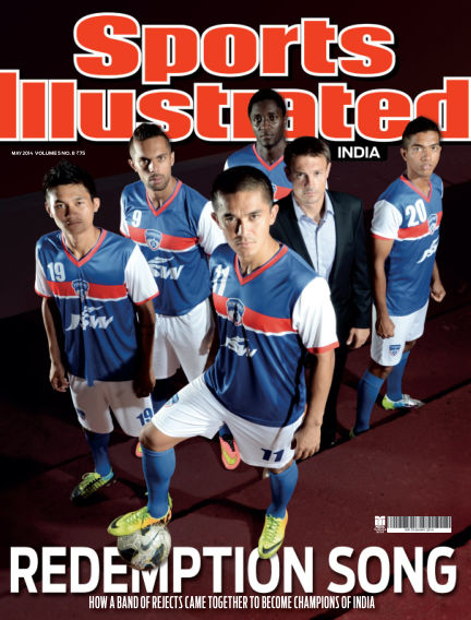 Sports Illustrated India May 01, 2014 00:00