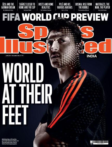 Sports Illustrated India June 01, 2014 00:00
