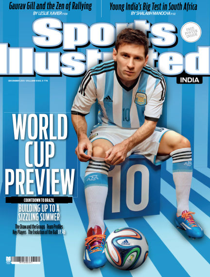 Sports Illustrated India December 01, 2013 00:00