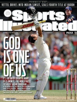 Sports Illustrated India November 2013