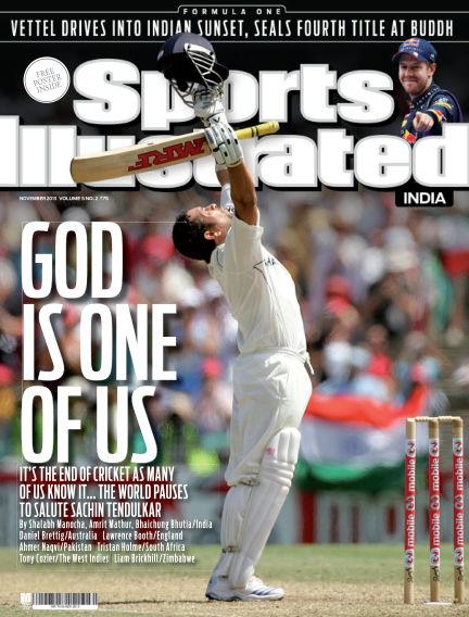 Sports Illustrated India November 01, 2013 00:00