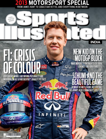 Sports Illustrated India October 01, 2013 00:00