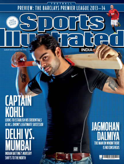 Sports Illustrated India August 01, 2013 00:00