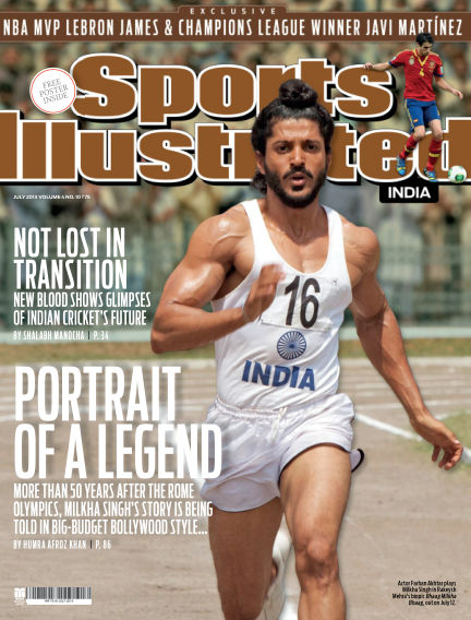 Sports Illustrated India July 01, 2013 00:00