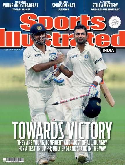 Sports Illustrated India July 11, 2014 00:00