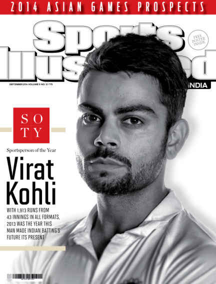 Sports Illustrated India September 08, 2014 00:00