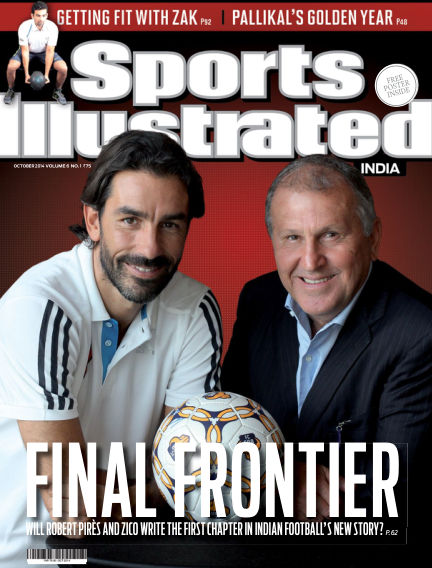 Sports Illustrated India October 12, 2014 00:00