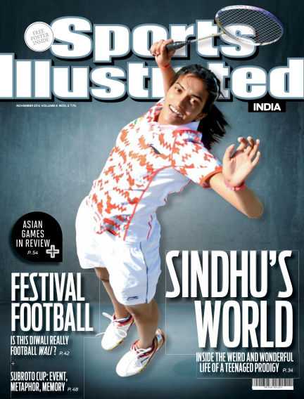 Sports Illustrated India November 08, 2014 00:00