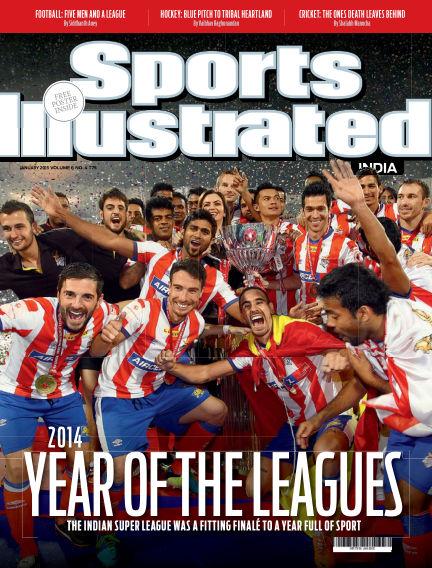 Sports Illustrated India January 19, 2015 00:00