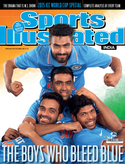 Sports Illustrated India February 12, 2015 00:00