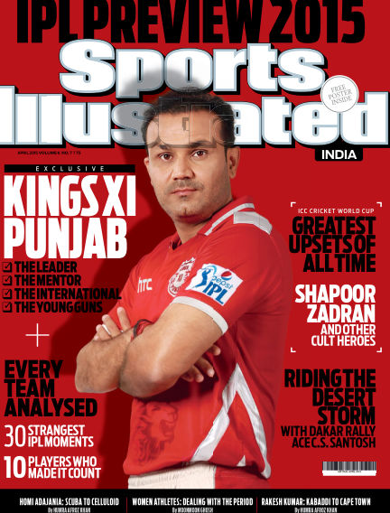 Sports Illustrated India April 10, 2015 00:00