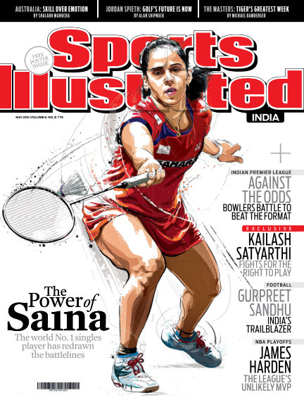 Sports Illustrated India May 13, 2015 00:00
