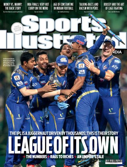 Sports Illustrated India June 24, 2015 00:00