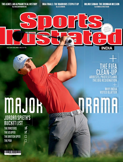 Sports Illustrated India July 09, 2015 00:00