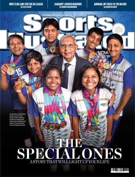 Sports Illustrated India September 04, 2015 00:00