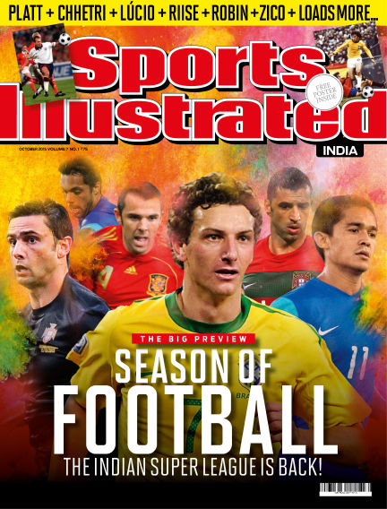 Sports Illustrated India October 06, 2015 00:00