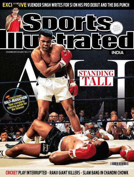 Sports Illustrated India November 06, 2015 00:00