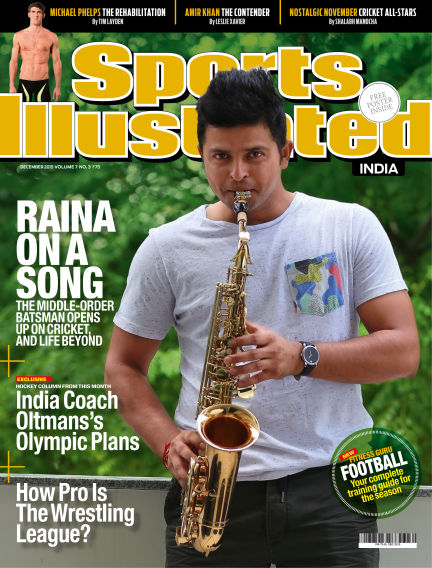 Sports Illustrated India December 11, 2015 00:00
