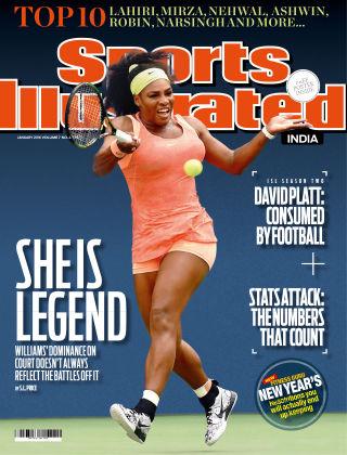 Sports Illustrated India January 2016