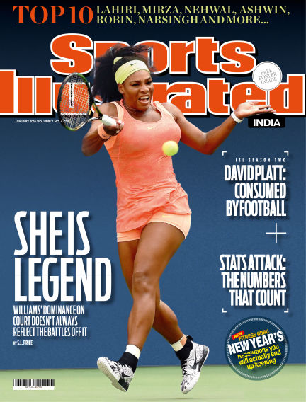 Sports Illustrated India January 16, 2016 00:00
