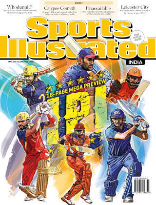 Sports Illustrated India April 2016