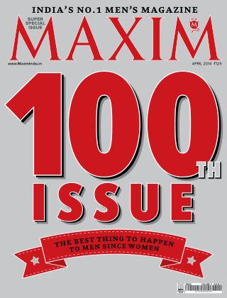 Maxim India 2014-04-01
