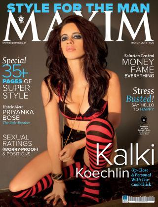 Maxim India 2014-03-01