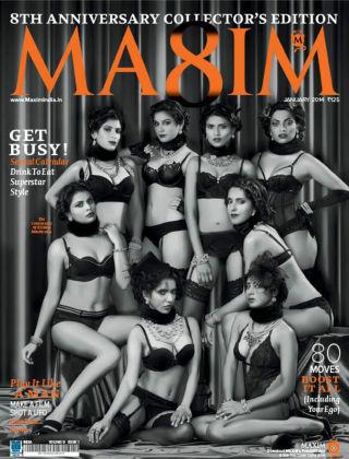 Maxim India 2014-01-01