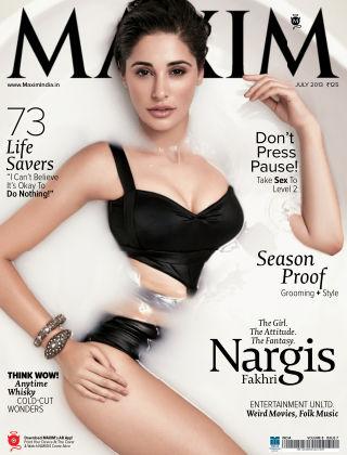 Maxim India July 2013