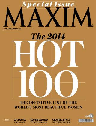 Maxim India November 2014