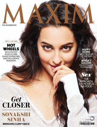 Maxim India December 2014