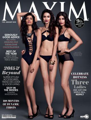 Maxim India January 2015