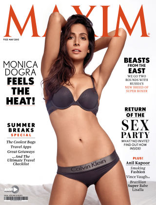 Maxim India May 2015