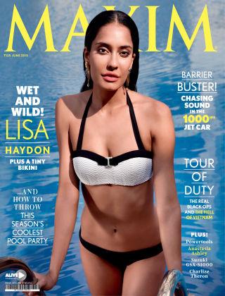 Maxim India June 2015