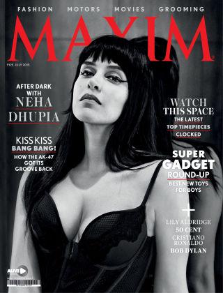 Maxim India July 2015