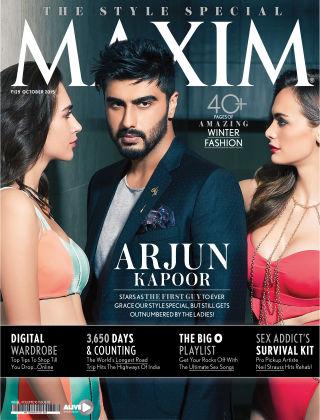 Maxim India October 2015