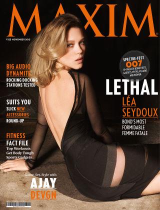 Maxim India November 2015