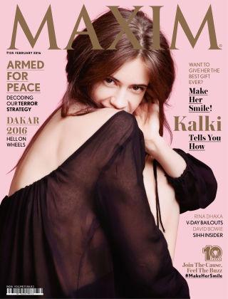 Maxim India February 2016