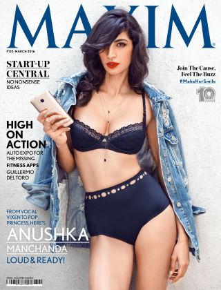 Maxim India March 2016