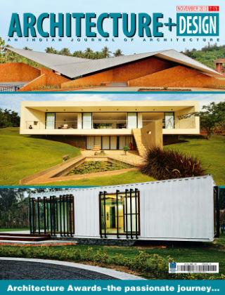 Architecture + Design November 2013