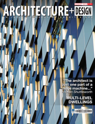 Architecture + Design August 2013