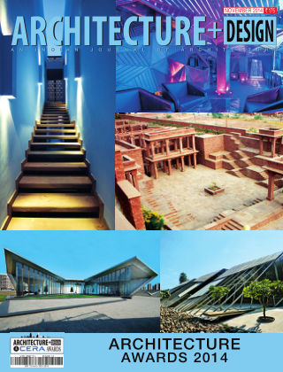 Architecture + Design Award 2014