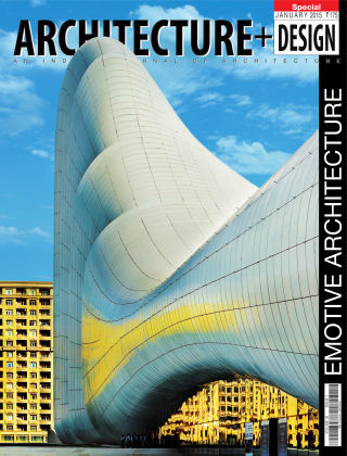 Architecture + Design January 2015