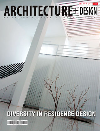 Architecture + Design March 2015