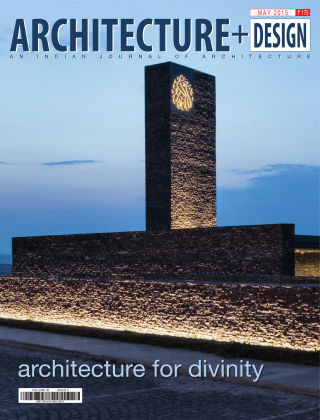 Architecture + Design May 2015