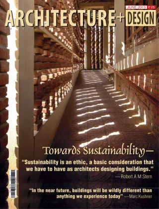 Architecture + Design June 2015